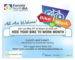 Ride Your Bike to Work