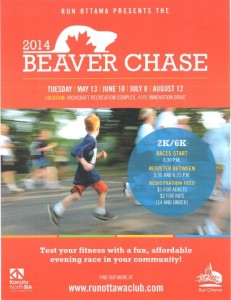 Beaver Chase