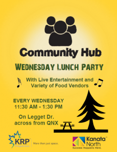 New-Lunch party poster pic