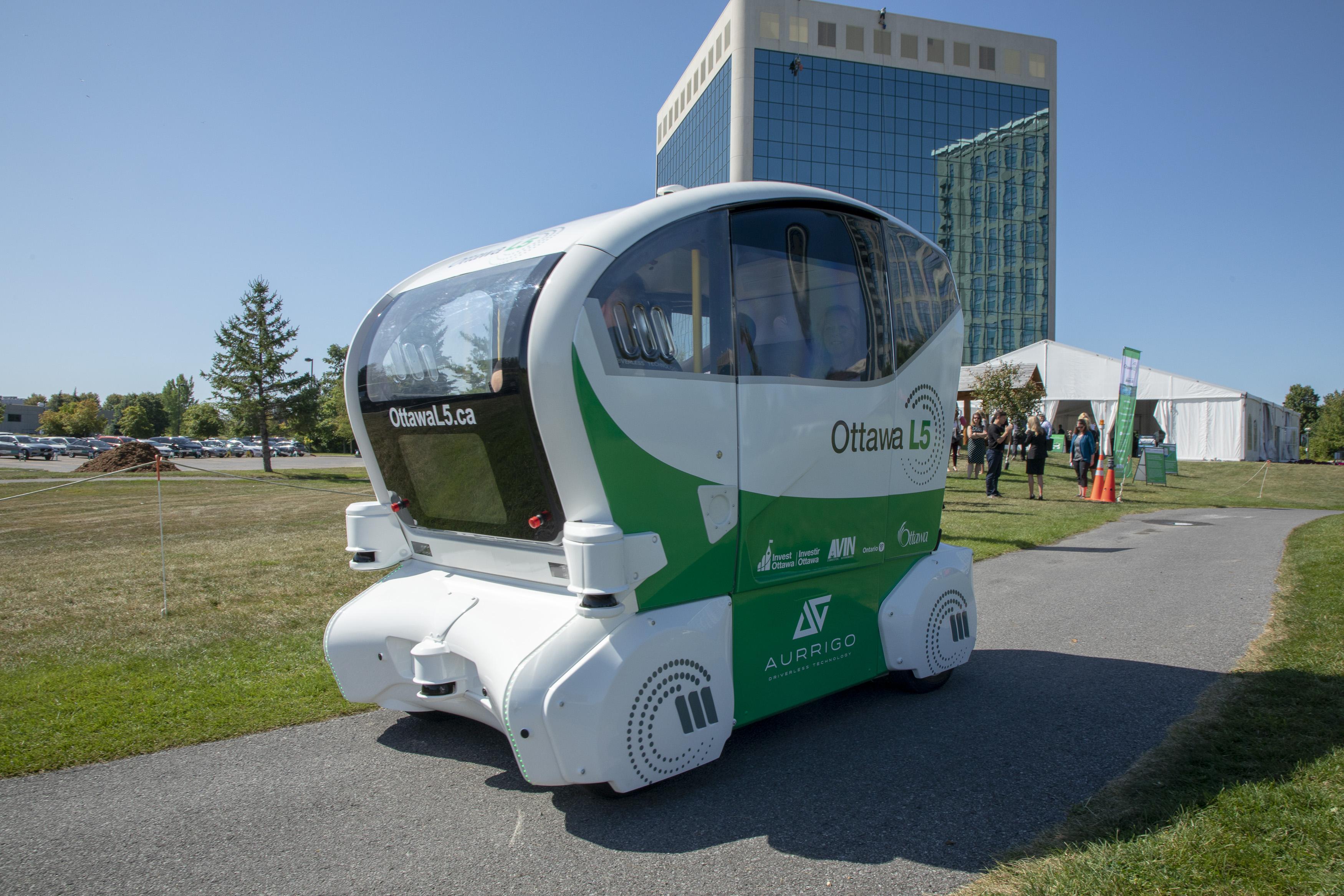 Going Autonomous On The Greens Kanata North Business Association